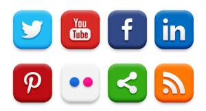logos-social-media