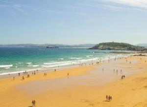 El Sardinero - Playa Primera
